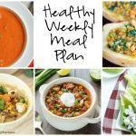 Healthy Weekly Meal Plan 10.8.06