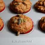 Double Pumpkin Pie Muffins + A Giveaway!