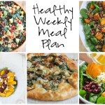Healthy Weekly Meal Plan 11.26.16