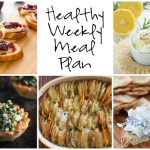Healthy Weekly Meal Plan 12.24.16