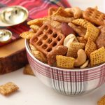 Sesame Ginger Chex Party Mix