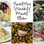 Healthy Weekly Meal Plan 2.18.17