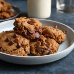 Peanut Butter Chocolate Chip Cookies + A Giveaway!
