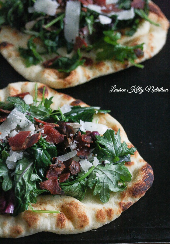 Healthy Weekly Meal Plan 2.11.17 featuring a Harvest Buddha Bowl with Lemon Tahini Dressing, Slow Cooker Chicken Parmesan, a Kale Bacon Manchego Pizza and more!