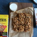 Honey Nut Cereal Breakfast Bars