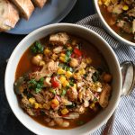 Satisfying White Bean Chicken Chili Soup
