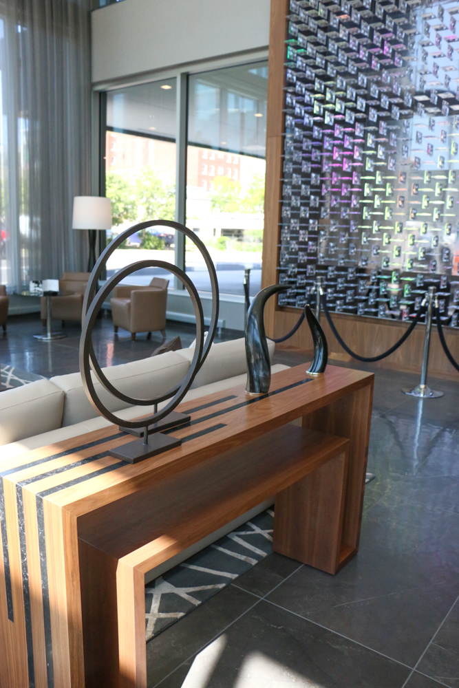 Looking for a hotel in Madison, Wisconsin? You've got to stay at the AC Hotel Madison Downtown. European inspired design, sleek, modern and stylish. This is where you want to be.