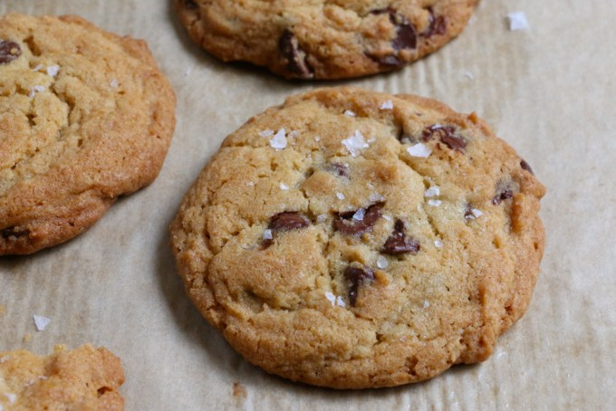 The New York Times Chocolate Chip Cookie recipe. This might be the last chocolate chip cookie recipe you'll ever need. Perfectly chewy on the inside and slightly crispy on the outside. The BEST Cookies Ever!