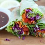 Asian Spring Rolls and Wraps + A Video!
