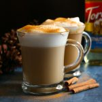 Delicious Chestnut Praline Latte