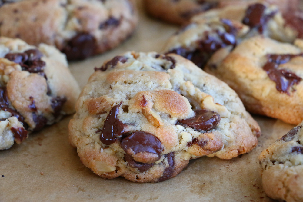 Levain Bakery Chocolate Chip Walnut Cookies Hip Foodie Mom