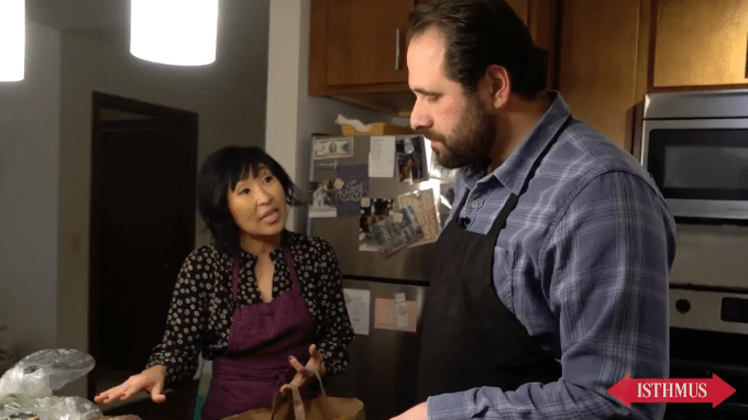 Episode 11 of Car to Table features Alice Choi, better known as Hip Foodie Mom. Alice and host David Rodriguez create a delicious meal using Willow Creek Farms pork chops provided by Metcalfe's Market. Car to Table is sponsored by MINI of Madison.