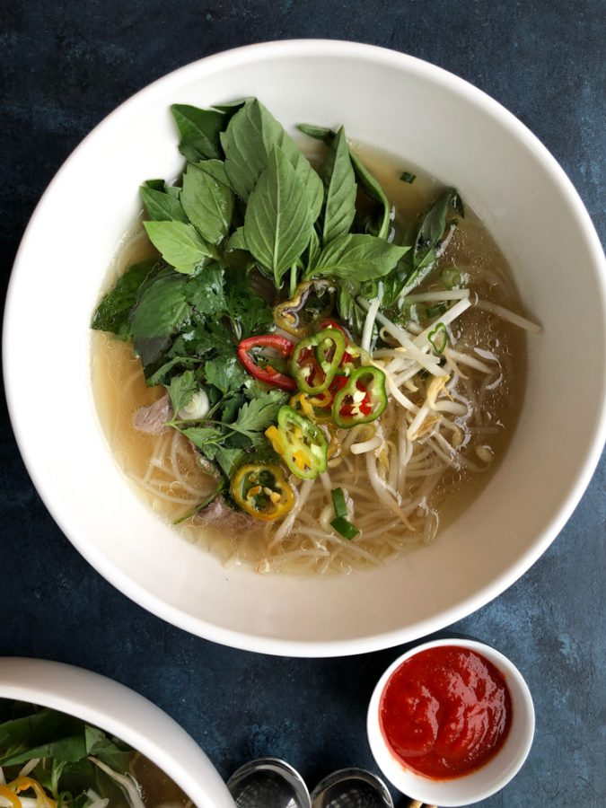 Pressure Cooker Beef Pho the Instant Pot