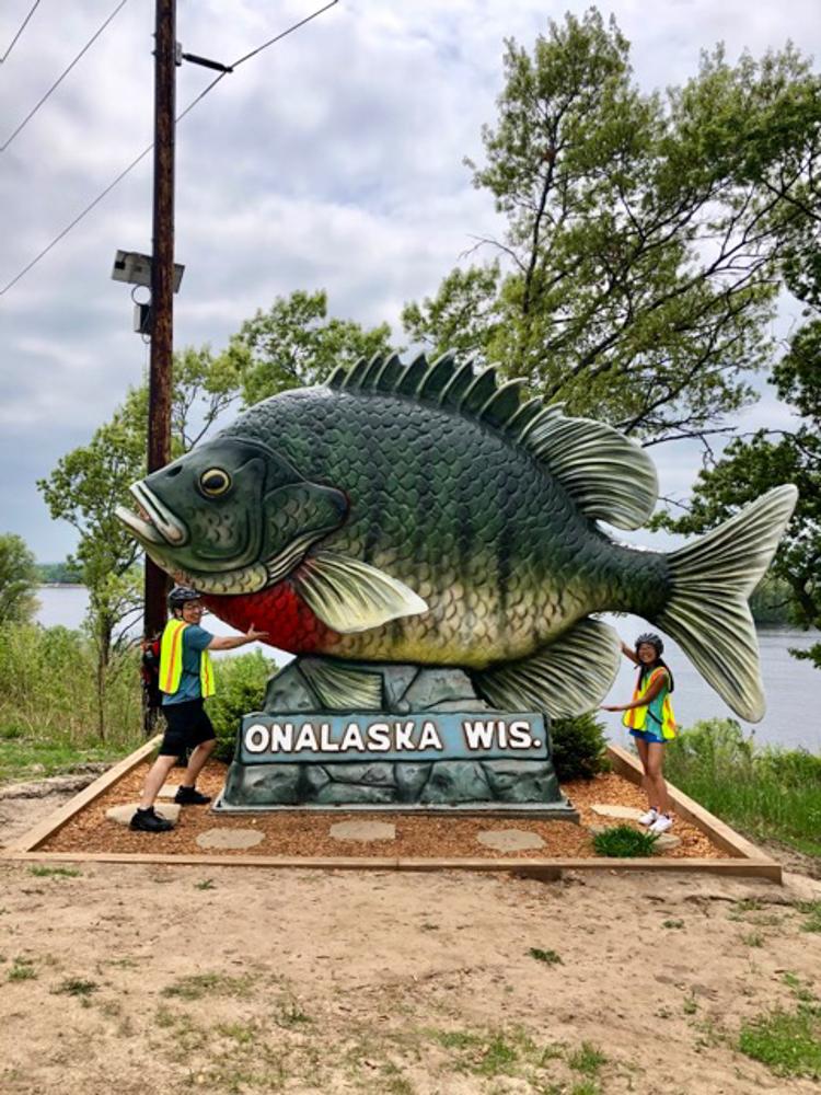 My trip to La Crosse, Wisconsin
