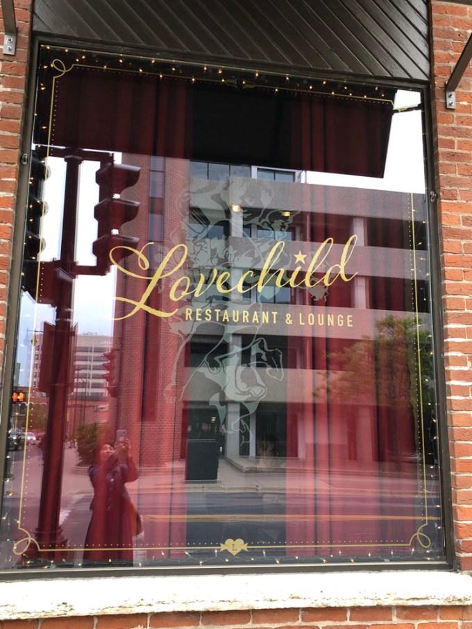 Lovechild Restaurant