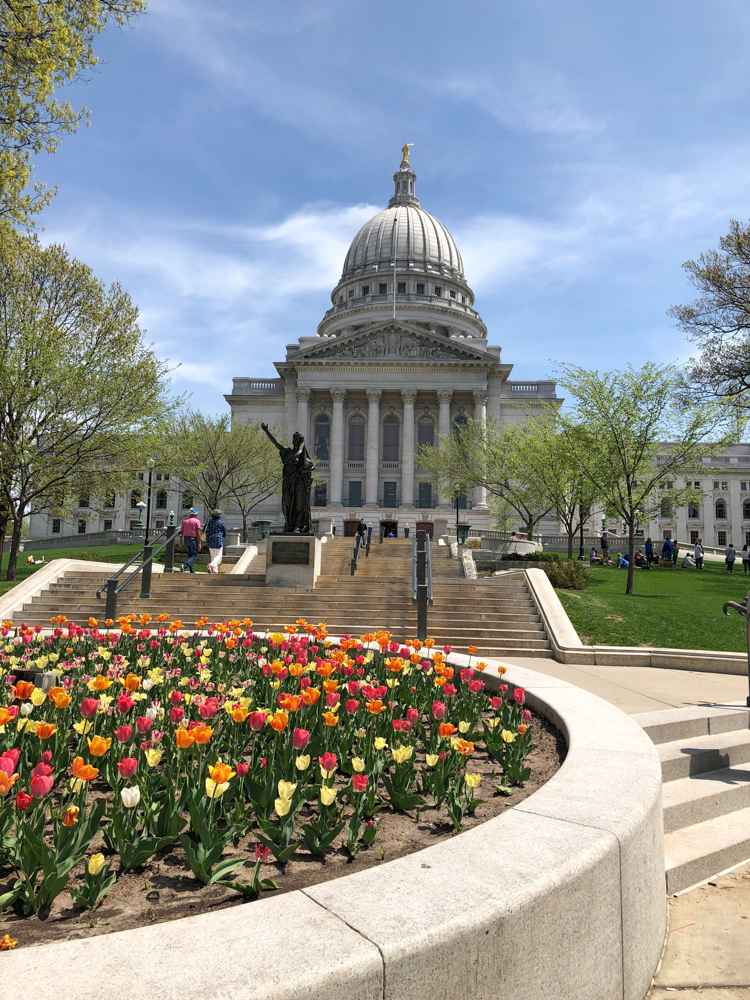 Wisconsin State Capital Building