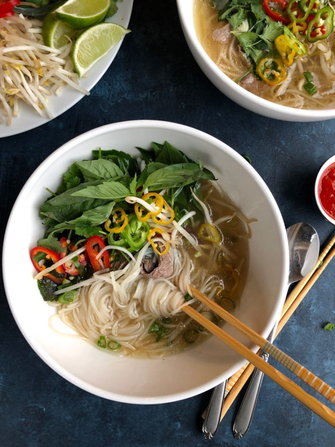 Easy Weeknight Beef Pho