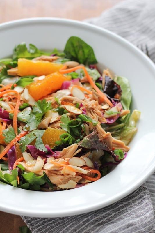Easy Chicken Salad Weeknight Dinner
