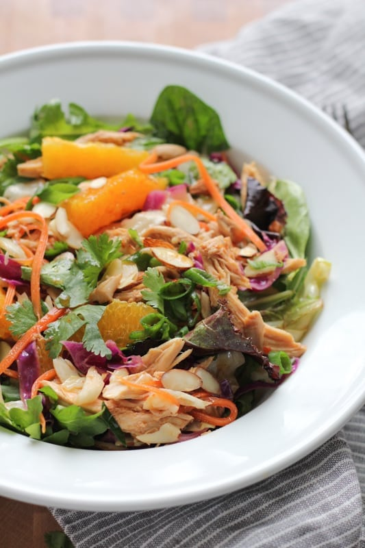 Easy Chicken Salad Weeknight Dinner