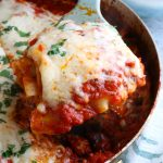 One Pan Skillet Lasagna