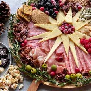 Christmas Cheese Boards! Are you making a cheese board for the holidays? Here are some fun ways to change it up a bit and get festive! Happy Holidays, everyone!