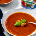 Instant Pot Tomato Soup! Classic and delicious Tomato Soup made in a fraction of the time! Rich, creamy and oh so delicious!!
