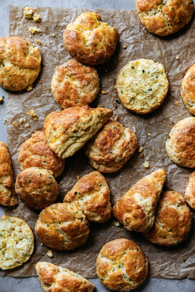 Authentic Ireland: Food Tours and Herb Scones. Learn how to make delicious savory, herb scones with a fresh chive cream and smoked salmon.