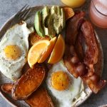 Sweet Potato Toasts for Breakfast