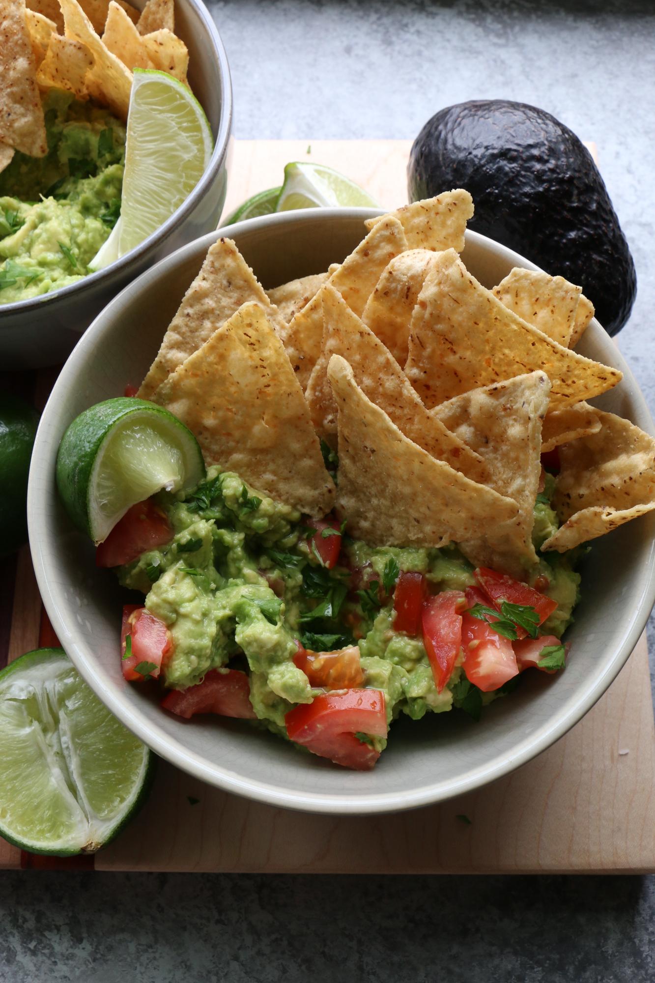 best chunky guacamole