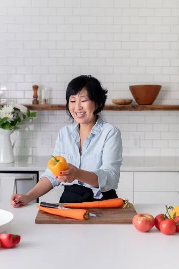 Alice Choi from Hip Foodie Mom