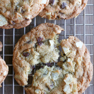 Potato Chip Chocolate Chip Cookies (Small Batch). If you've never tried adding crushed potato chips to your cookie dough, pay attention! It's sweet, salty, crispy, crunchy and chewy! So good!