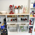 My New Pantry: A Work In Progress