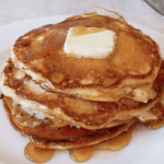 How To Make The Fluffiest Pancakes! Phoebe and Madeline made these pancakes live. I have to say they are so delicious and fluffy indeed!