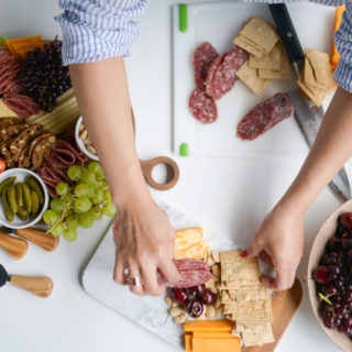 How To Build a Cheeseboard on a Budget