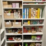 My Organized Pantry + Recipes! If you cook as much as I do, you need an organized kitchen and pantry. These bins helped me to get organized!