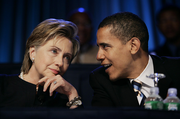 Obama Beats out Clinton