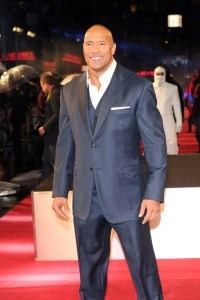 Dwayne Johnson seen at the UK premiere of G.I. Joe Retaliation at The Empire, Leicester Square in London