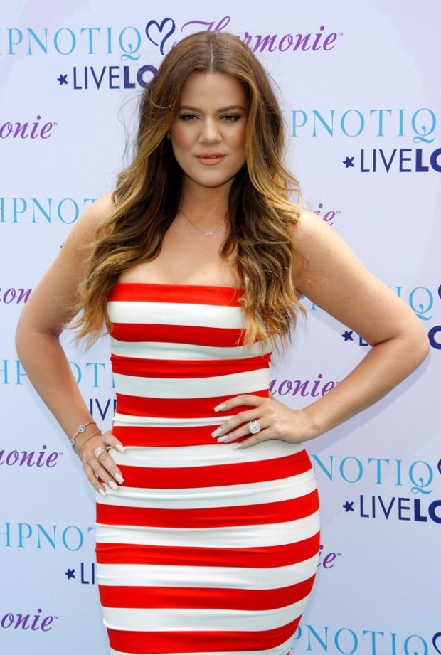 Khloe Kardashian Odom's HPNOTIQ Glam Louder Program Launch held at the Mr. C Beverly Hills