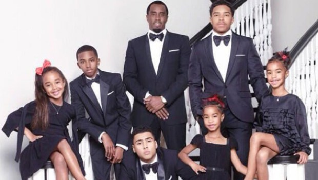 Diddy Christmas Card