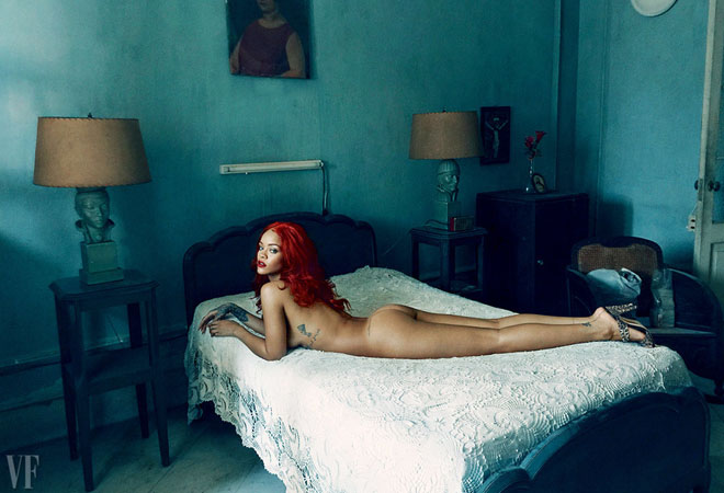 Photo Credit: Annie Leibovitz, Vanity Fair