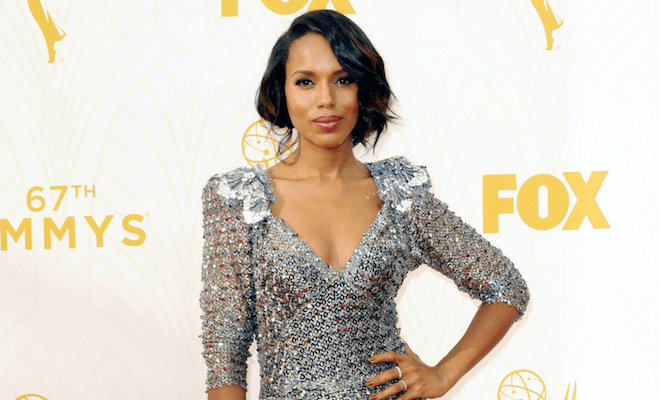 Thanks To Kerry Washington, Neutrogena Now Has Makeup For Darker Skin Tones