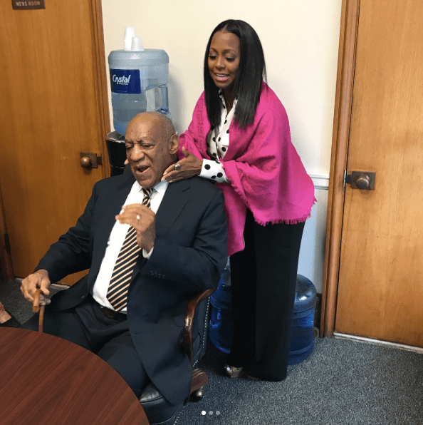 Cosby lawyers say he and accuser were lovers