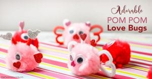 OPC Pom Pom Love Bugs FB 1