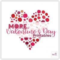 more valentines day printables 990x990 1