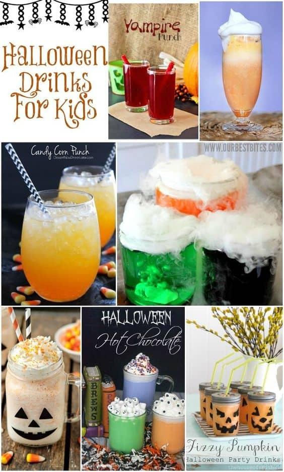 Spooky Halloween Food & Drink Ideas - Hip Hoo-Rae