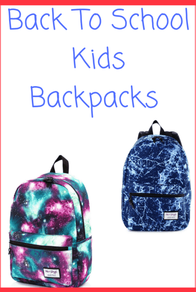 a1f3bdf273 Back To School Kids Backpacks - Hip Hoo-Rae
