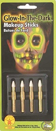 Costume Glow-in-the-Dark Makeup Sticks