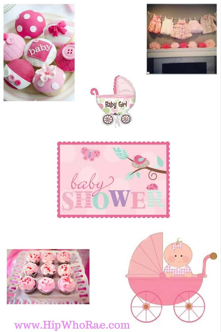 DIY Baby Shower Party Ideas for Girls - Hip Hoo-Rae