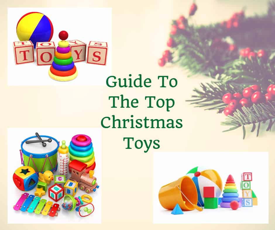 Christmas Toy 2017 - Most wanted Hot toy list