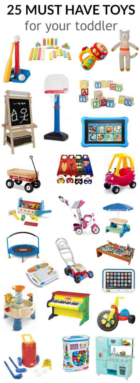 Must have Toddler Toys For Christmas